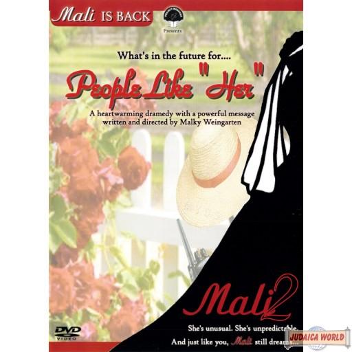 Mali #2, People Like Her DVD