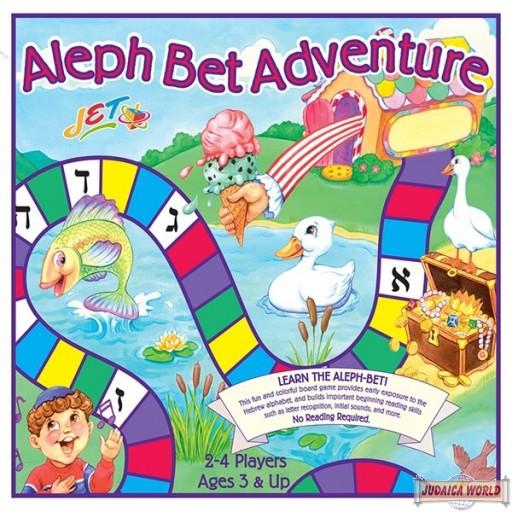 Aleph Bet Adventure  (Game)
