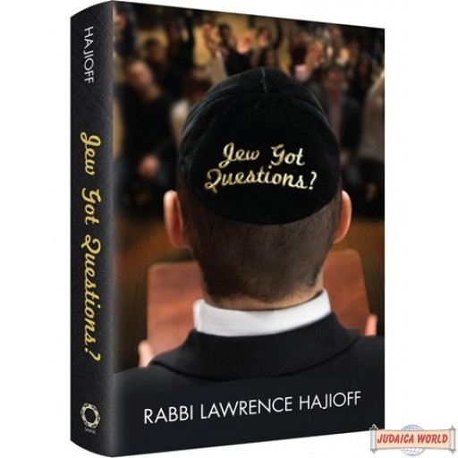 Jew Got Questions? The essence of Judaism…at your fingertips!