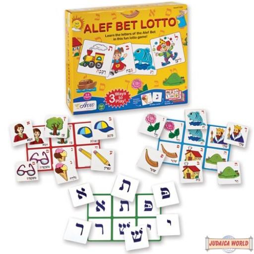 Alef Bet Lotto