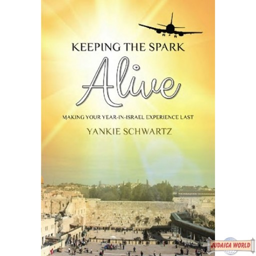 Keeping the Spark Alive, Making Your Year-in-Israel Experience Last