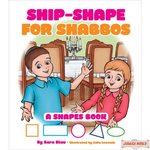 Ship-Shape For Shabbos