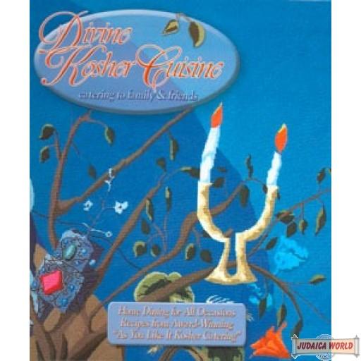 Divine Kosher Cuisine  -  Cookbook