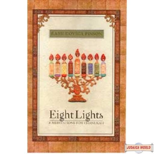 Eight Lights - 8 Meditations for Chanukah