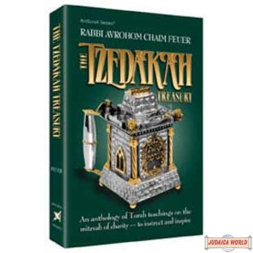 The Tzedakah Treasury - Hardcover