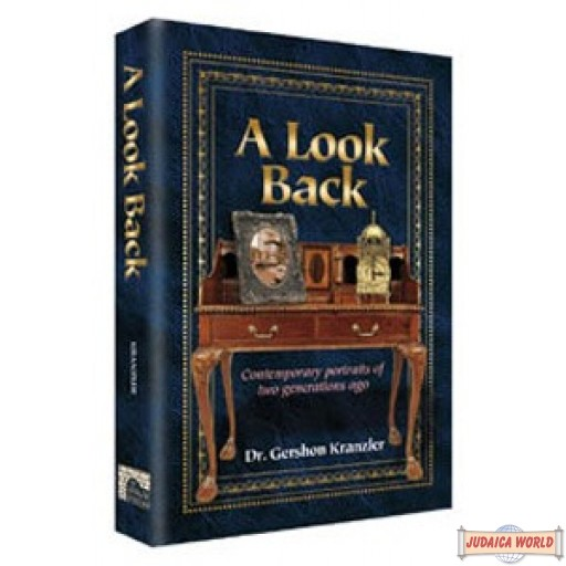 A Look Back - Hardcover
