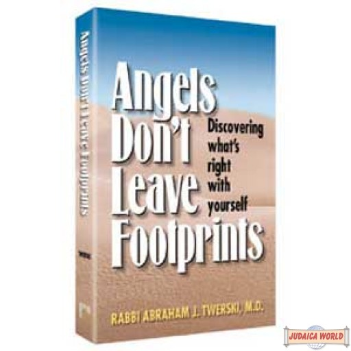Angels Don't Leave Footprints - Hardcover