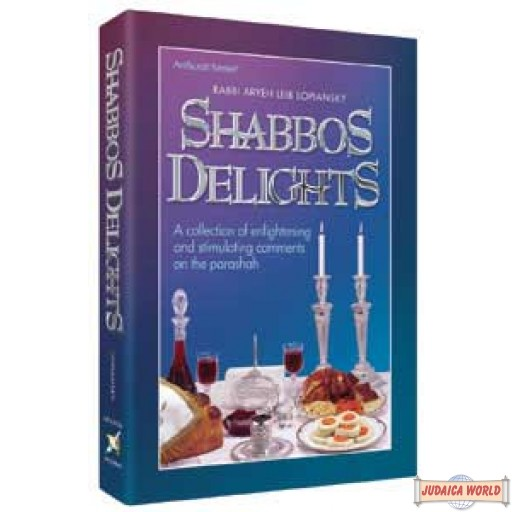 Shabbos Delights - Softcover