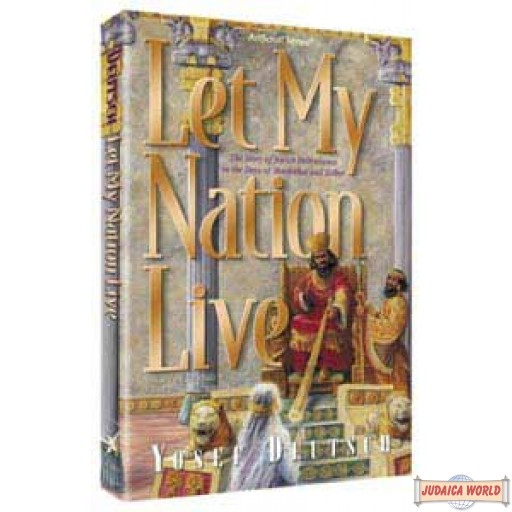 Let My Nation Live - Hardcover