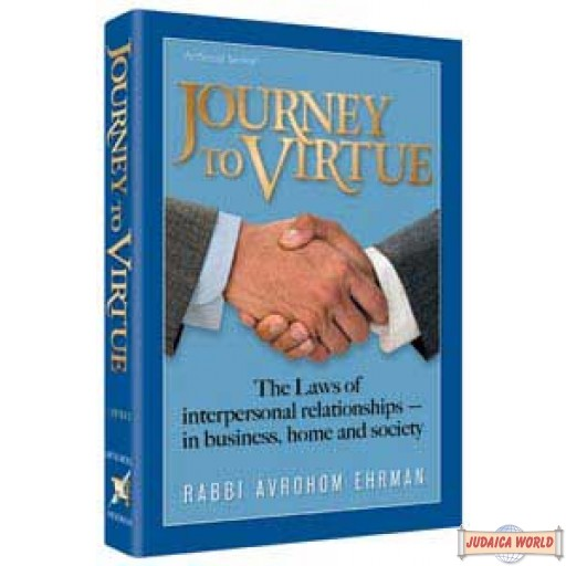 Journey to Virtue - Softcover