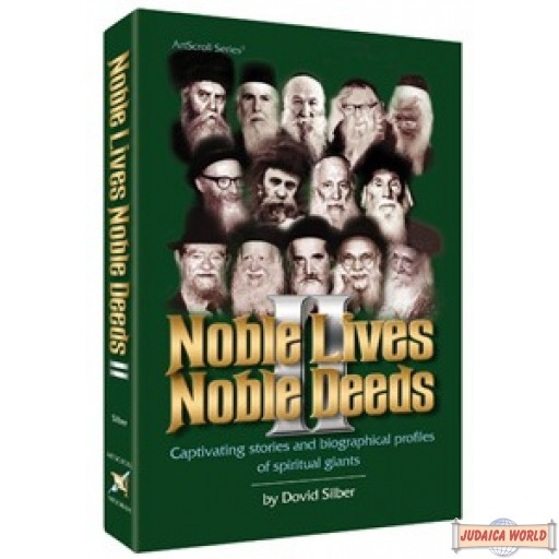 Noble Lives Noble Deeds - Volume 2 - Hardcover