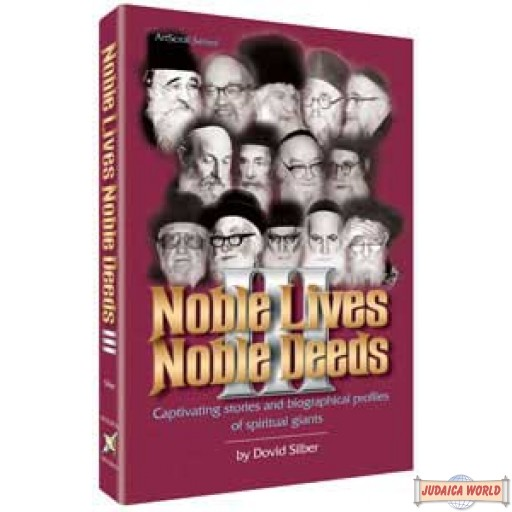Noble Lives Noble Deeds - Volume 3 - Softcover