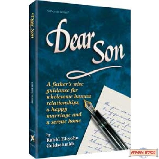 Dear Son - Soft Cover
