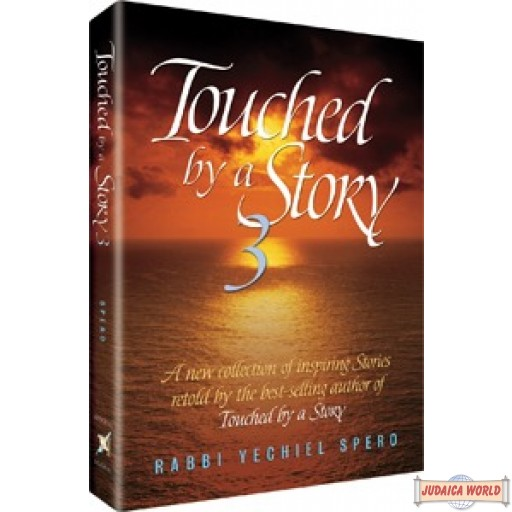 Touched by a Story 3 - Softcover