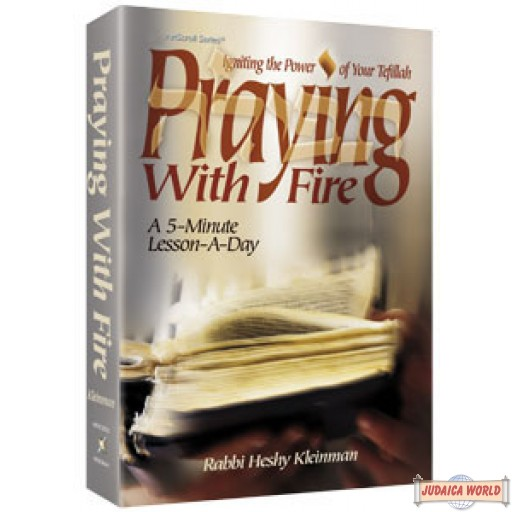 Praying With Fire - Softcover