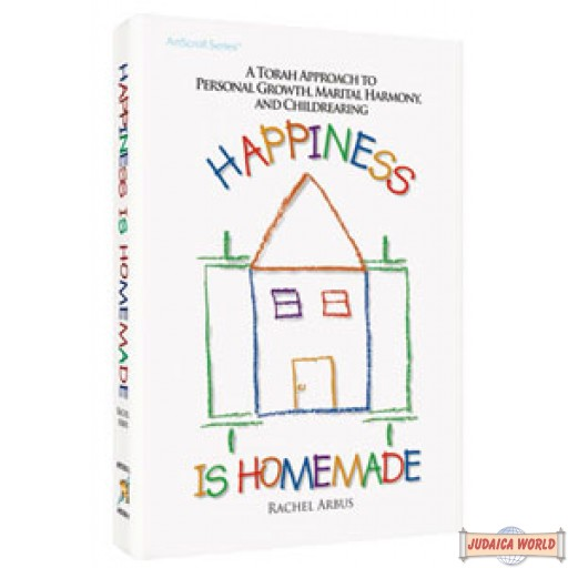 Happiness is Homemade - Hardcover