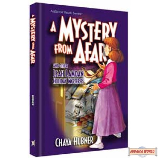 A Mystery From Afar, & Other Leah Lamdan Holiday Mysteries