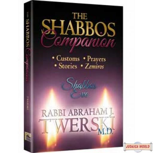 The Shabbos Companion #1 Shabbos Eve