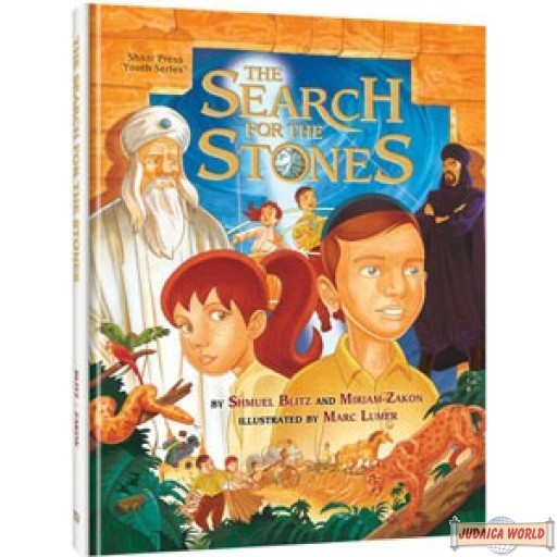 The Search for the Stones