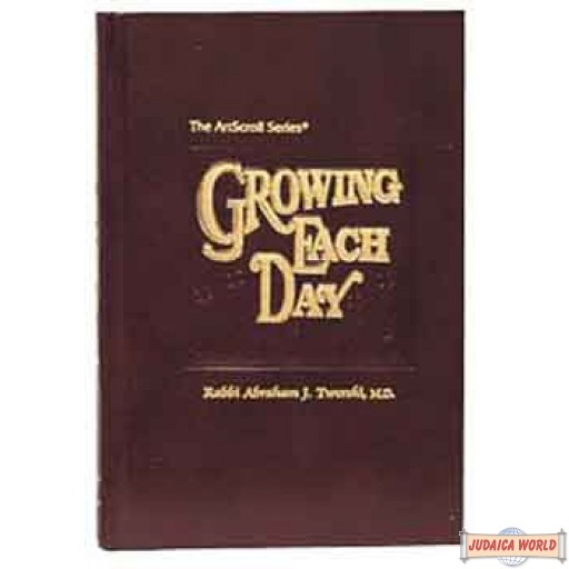 Growing Each Day - Hardcover