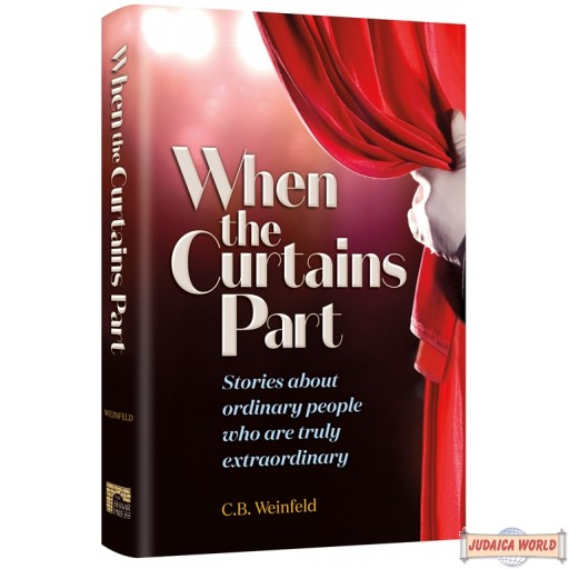 When The Curtains Part, Stories about ordinary people who are truly extraordinary