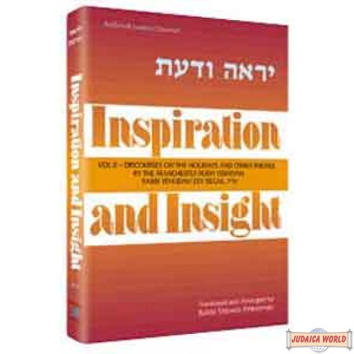 Inspiration and Insight - Festivals - Softcover