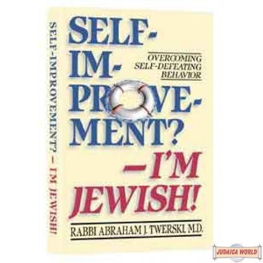 Self Improvement I'm Jewish - Hardcover