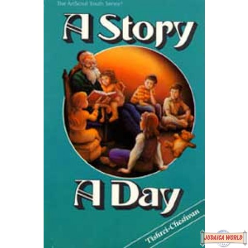 A Story A Day #1 - Tishrei - Cheshvan - Hardcover