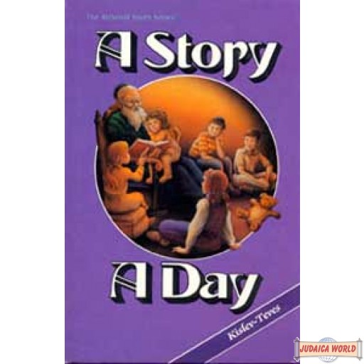 A Story A Day #2 Kislev - Teves - Kislev - Teves - Hardcover