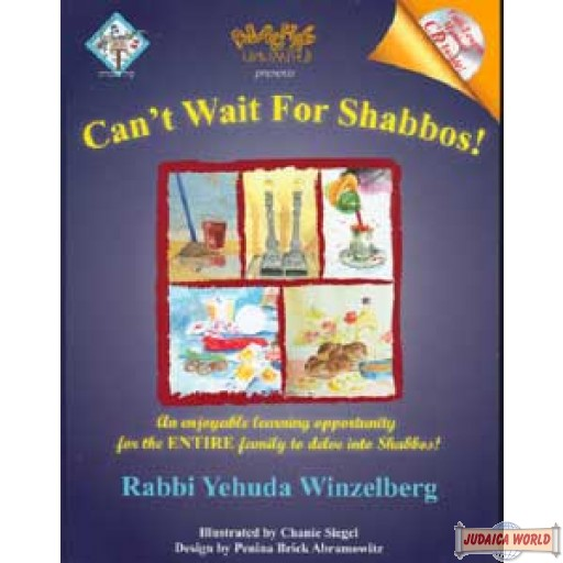 Can't Wait For Shabbos!