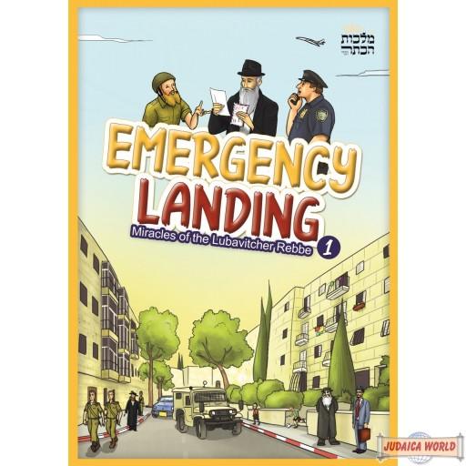 Emergency Landing - comics