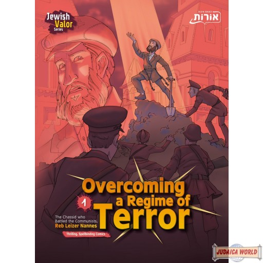Overcoming a Regime of Terror, Comics