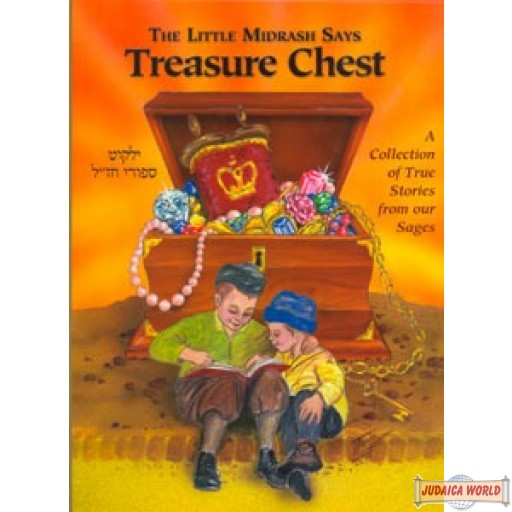 The Little Midrash Says Treasure Chest #1