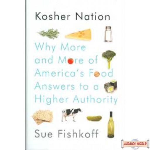 Kosher Nation (Sue Fishkoff)