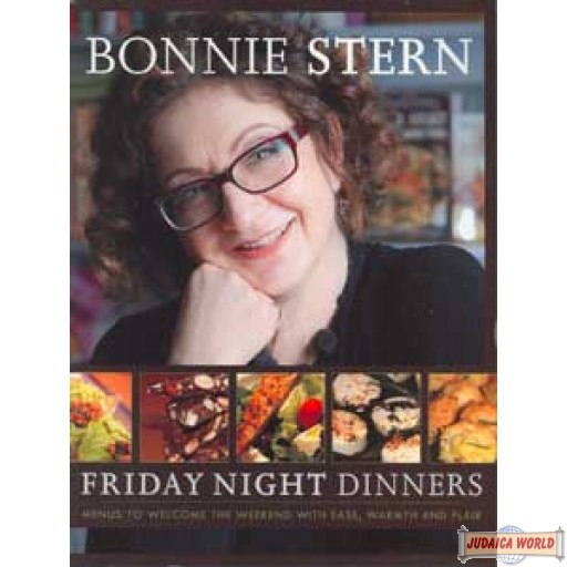 Friday Nights Dinners - Cookbook  (Bonnie Stern)