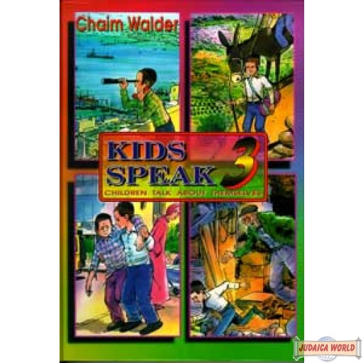 Kids Speak #3