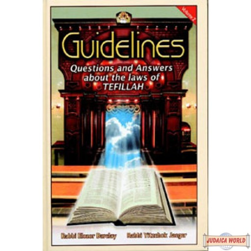 Guidelines: Tefillah  Vol. 2