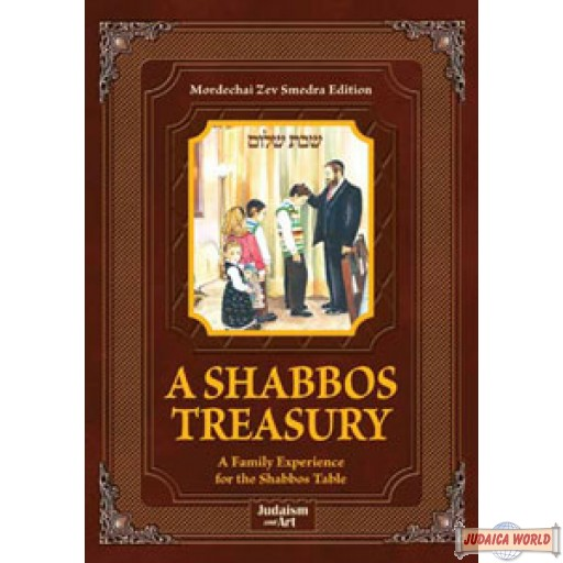 A Shabbos Treasury - Softcover