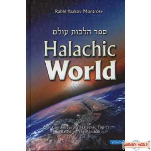 Halachic World Vol. 2