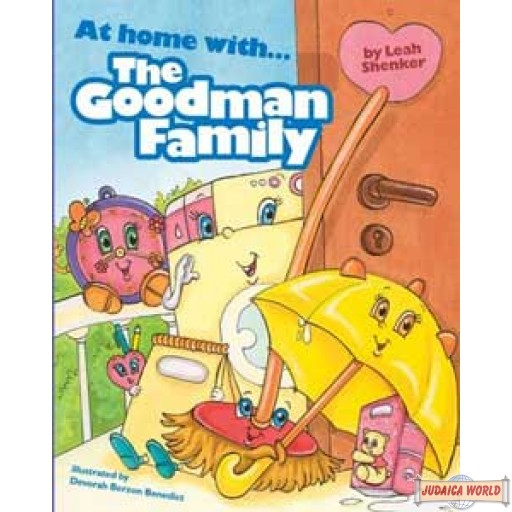 At Home with The Goodman Family