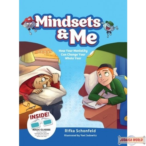 Mindsets & Me, How Your Mentality Can Change Your Whole Year