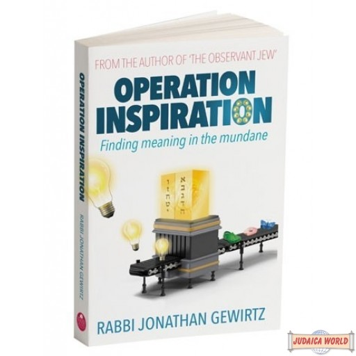 Operation Inspiration, Finding Meaning in the Mundane