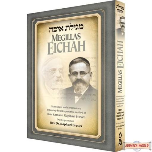 Megillas Eichah, Breuer