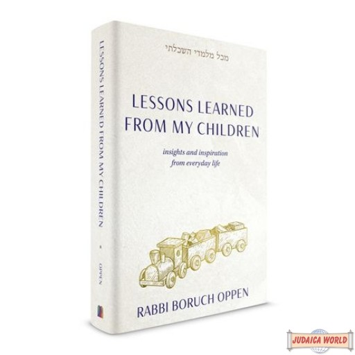 Lessons Learned From My Children, Insights & Inspiration From Everyday Life