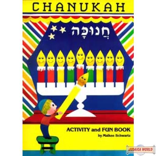 Chanukah Activity & Fun Book