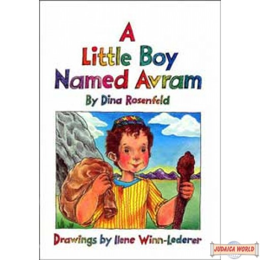 A Little Boy Named Avram - Hardcover