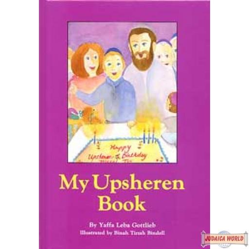 My Upsheren Book - Hardcover
