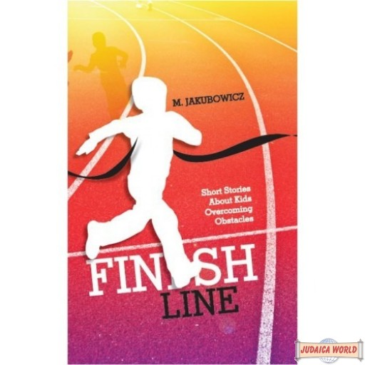 Finish Line, Short Stories About Kids Overcoming Obstacles