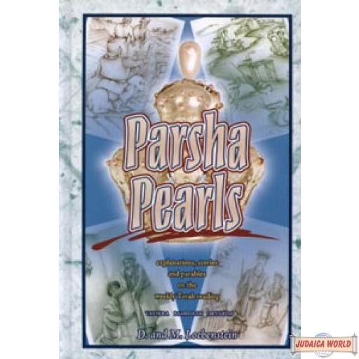 Parsha Pearls #2  Vayikra, Bamidbar & Devarim