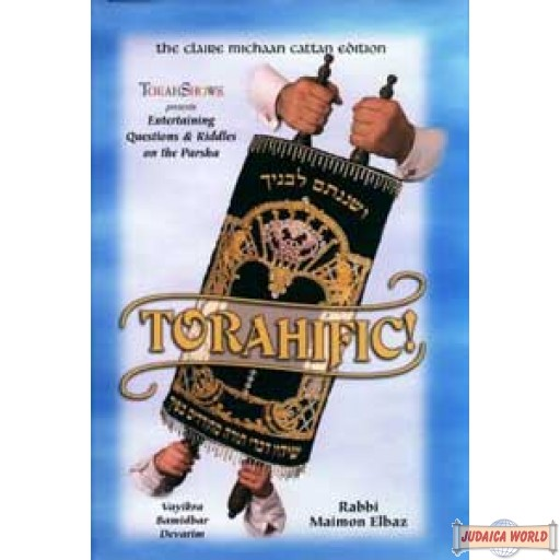 Torahific vol 2 - Vayikra, Bamidbar & Devarim